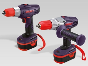 Picture for category Cordless Drills / Screw Drivers